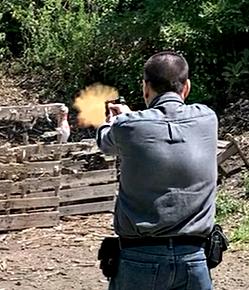 firearms training, defense